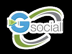 Gistda Gsocial logo